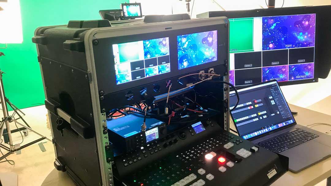 Filmstudio Tehnik Livestream