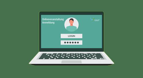 Online Event Plattform - Sicherheit und Kontrolle